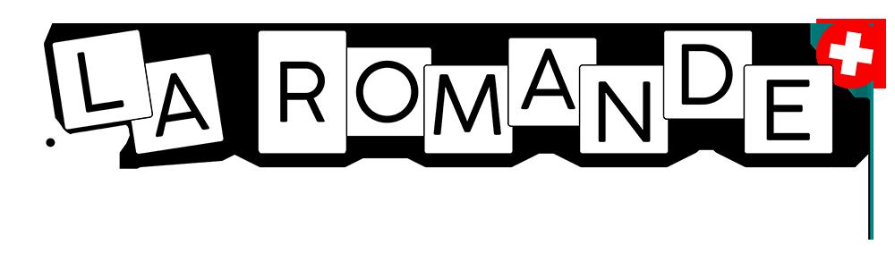 La Romande déménagement logo footer