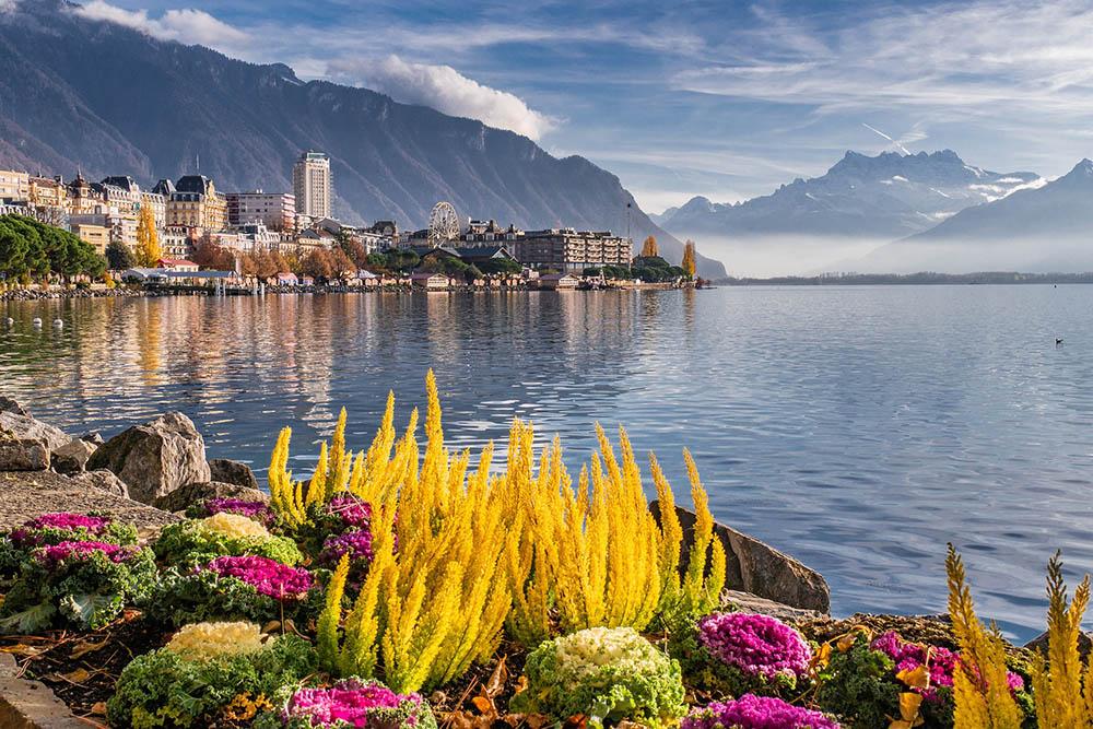 Déménagement à Vevey et Montreux, Chablais