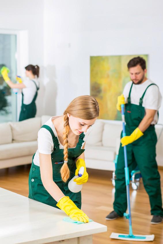 Nettoyage appartement fin de bail
